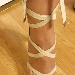 Guess Shoes - Lace up heels